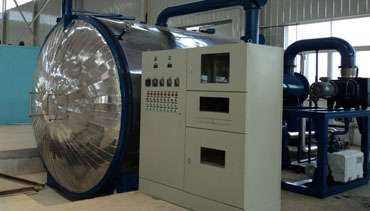 Pressure Changed-Vacuum Drying Plant