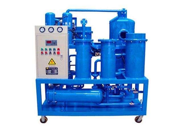 Turbine Oil Vacuum Purifier