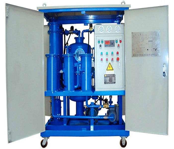 Vacuum Lubrication Oil Purifier