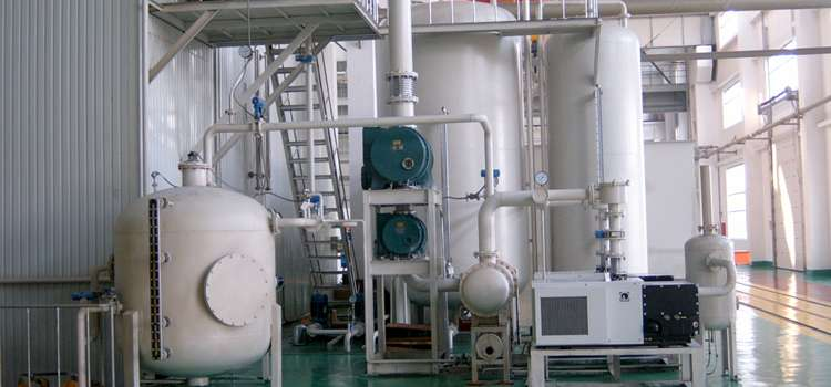 Kerosene Vapor Phase Drying Plant