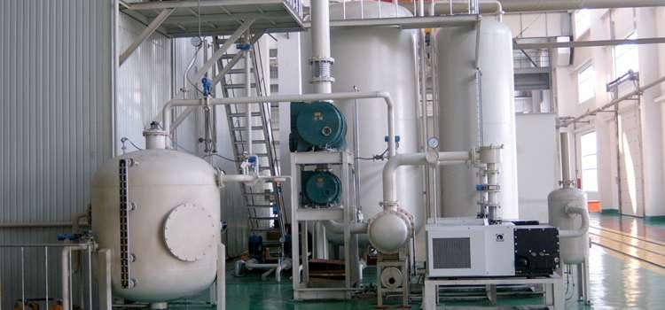 Kerosene Vapor Phase Drying Plant