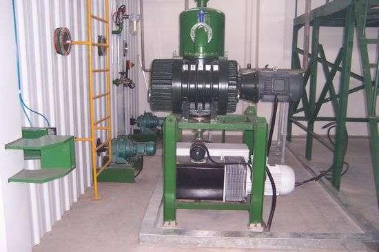 Moveable Vacuum Unit
