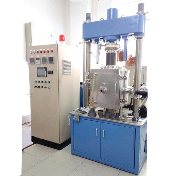 Spark plasma sintering furnace