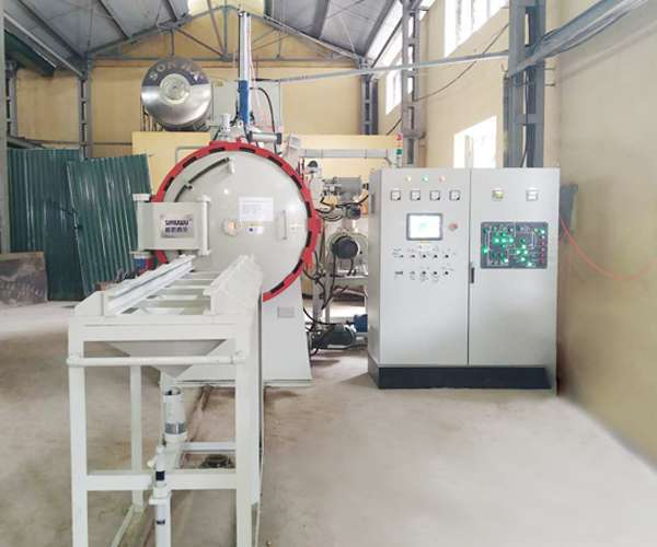 Industrial Vacuum Oil Quenching Furnace