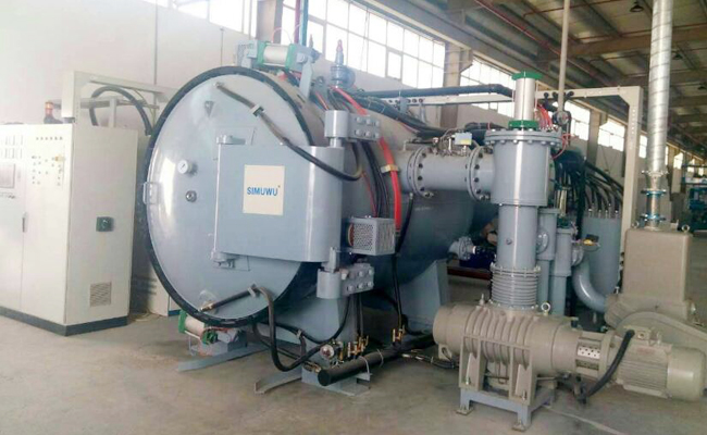 Vacuum Heat Treatment Furnace