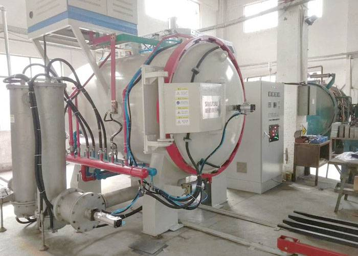 Powder Metallurgy Vacuum Sintering Furnace