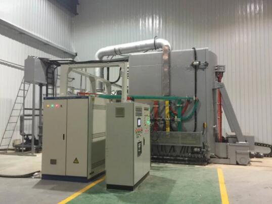 Vacuum Tempering Furnace Solution