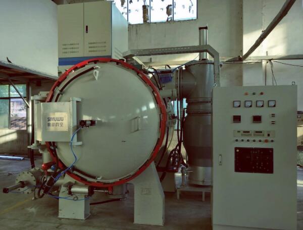 Vacuum Sintering Debinding Furnace Solution