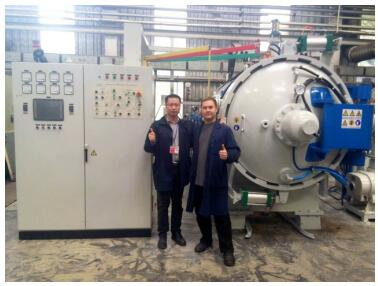 Vacuum Gas Quenching Furnace (RVGQ-446)