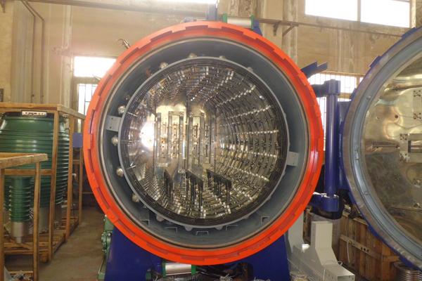 Vacuum furnace heating chamber type