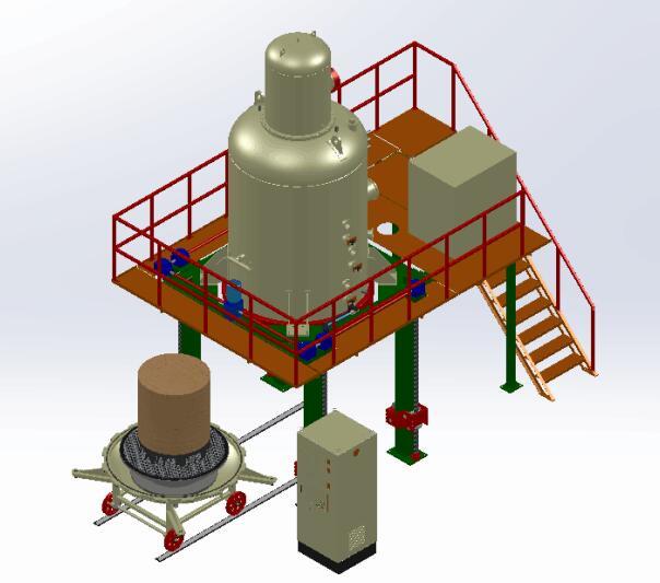 vacuum gas quenching furnace characteristics