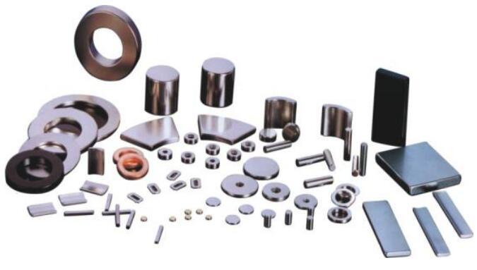 Magnetic Material sintering