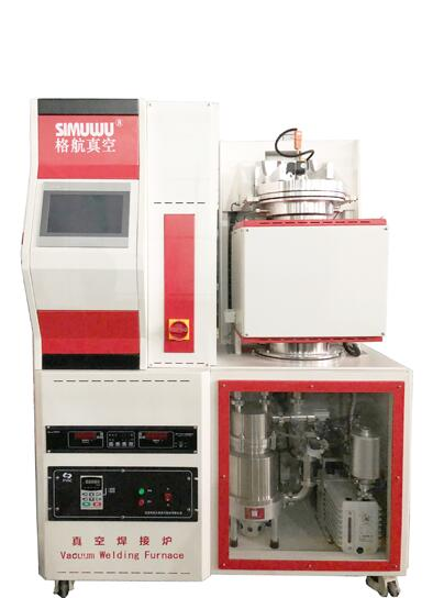 PCD/PCBN Vacuum Brazing Furnace