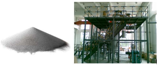 Stainless steel powder metallurgy