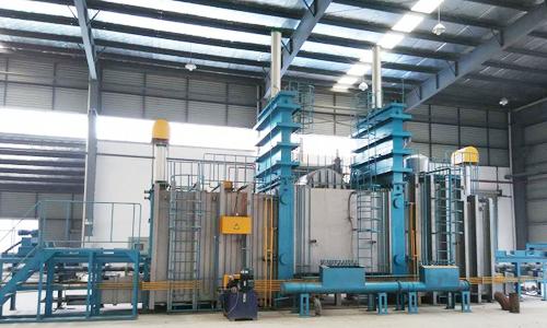 continuous Vacuum Brazing Furnace