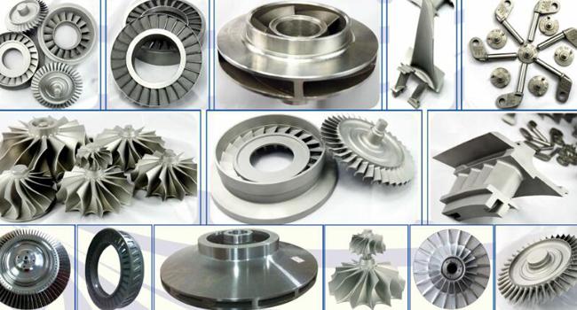 Gas turbine vacuum casting technology