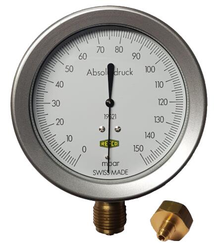 Absolute Vacuum Meter