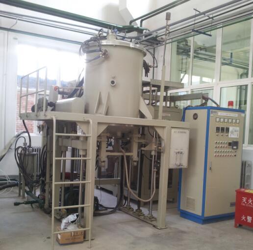 Hydrogen annealing furnace