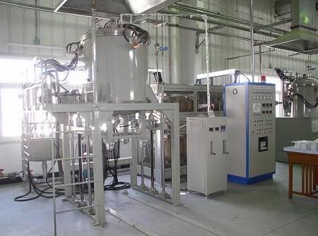 Hydrogen sintering furnace
