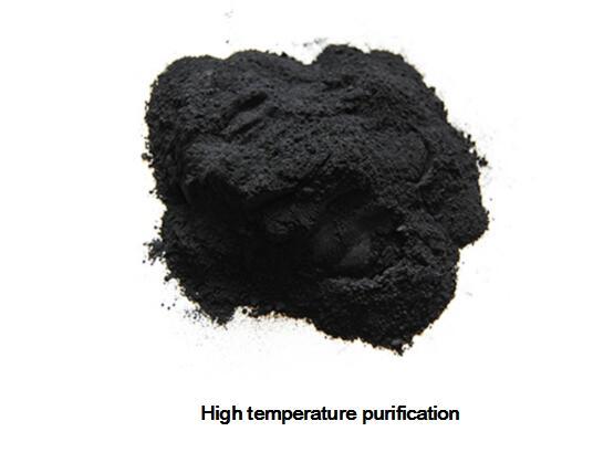 Natural Graphite Purification Technology