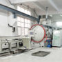 Oil quenching vacuum furnace