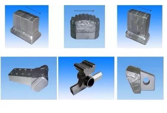 Brazing of Shield Machine Tool Steel