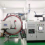 40Cr steel and carbide Vacuum Brazing Furnace