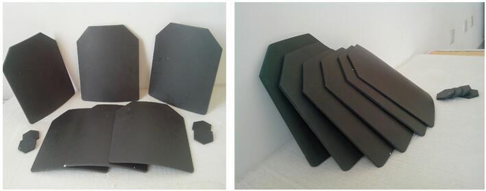 Vacuum Sintering Process of Silicon Carbide Bulletproof Ceramics