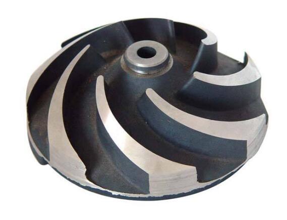 Vacuum Brazing of Ti-Al-V Titanium Alloy Impeller