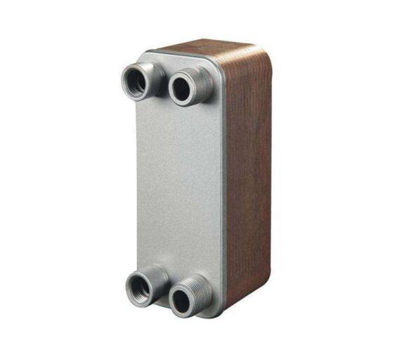 stainless steel, oil cooler, heat exchanger brazing