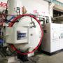 Dual chamber Vacuum Gas Quenching Furnace