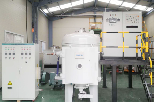 Cycle Type Vacuum Induction Melting Furnace IVM Series