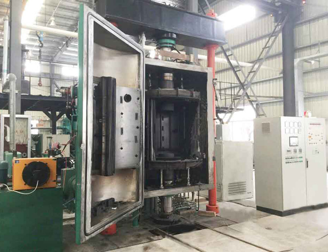 Vacuum Resistance Hot Press Sintering Furnace