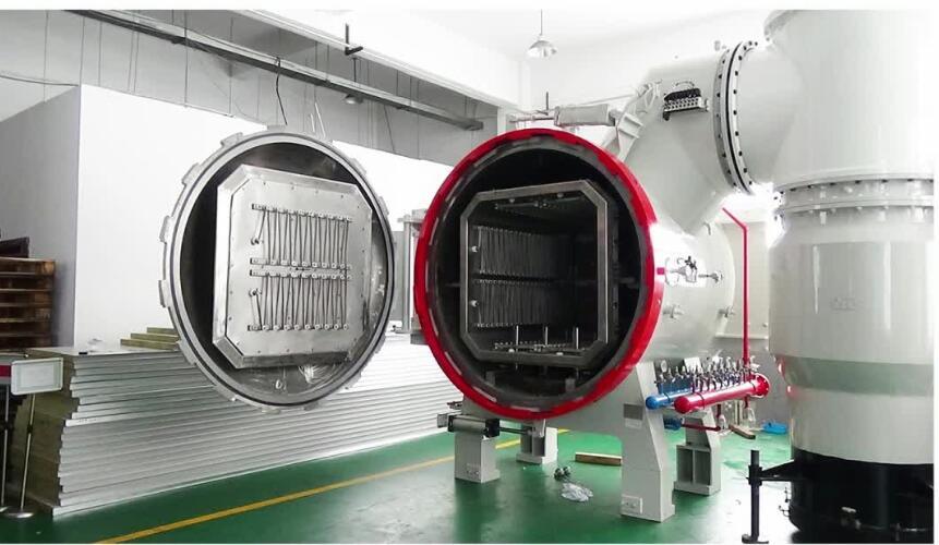 Low pressure vacuum carburizing equipment