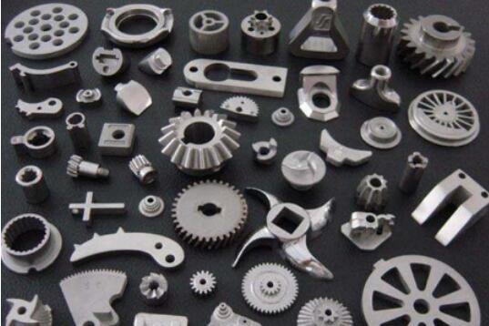 difference between MIM metal injection molding and PM press molding